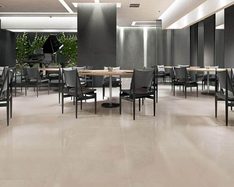 Как выбрать плитку для кухни ресторана, красиво и практично